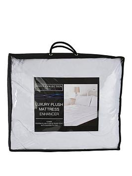 Hotel Collection Luxury 4 Cm Plush Like Down Mattress Topper