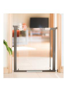 Fred Fred Pressure Fit Clear Acrylic Stairgate