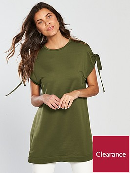 v-by-very-tie-sleeve-detail-jersey-tunic