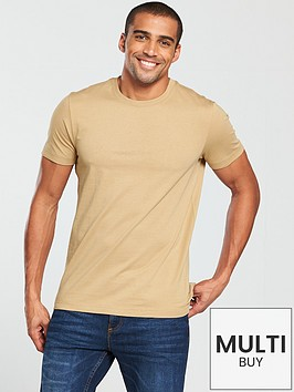 v-by-very-short-sleeve-crew-neck-tee-tannbsp