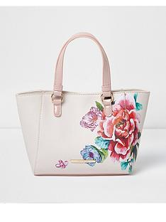 river-island-river-island-girls-wing-tote-in-peony-floral