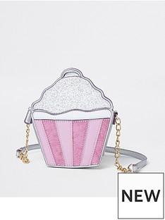 river-island-girls-silver-glitter-cupcake-cross-body-bag