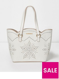 river-island-girls-lasercut-shopper