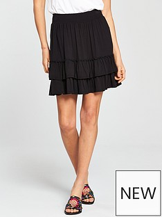 v-by-very-frill-tiered-jersey-mini-skirt