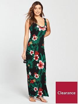 v-by-very-tall-v-neck-jersey-maxi-dress