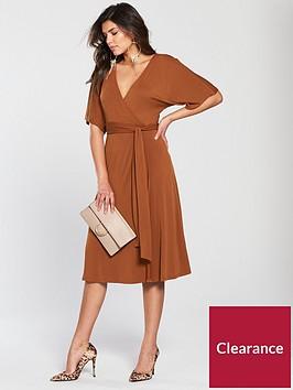v-by-very-cupro-jersey-wrap-dress