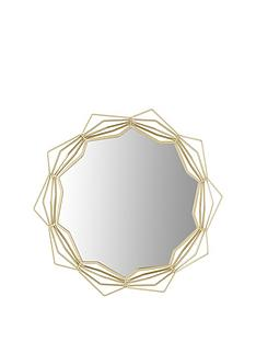 ideal-home-parabian-nights-gold-metal-frame-mirrorp