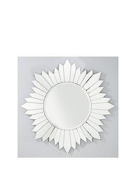 michelle-keegan-home-faceted-sundial-wall-mirror