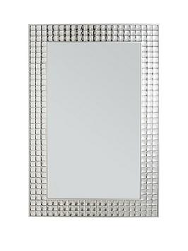 large-diamante-effect-border-rectangular-wall-mirror