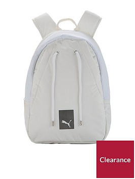 puma-prime-small-backpack-white