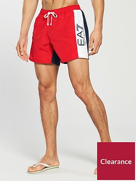 emporio-armani-ea7-ea7-colour-block-swim-shorts
