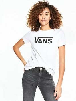 Vans Flying V T-Shirt - White