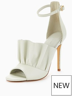 v-by-very-mimi-leather-frill-heel-sandal-off-white