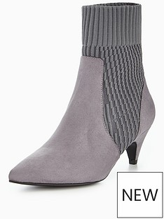 v-by-very-jade-low-heel-knitted-sock-boot-grey
