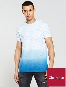 v-by-very-ombre-slub-t-shirt-bluewhite