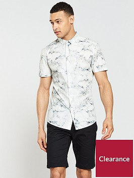 v-by-very-short-sleeved-marble-print-shirt