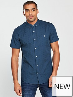 v-by-very-short-sleeved-geo-print-shirt