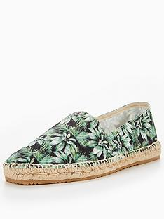 hudson-london-blake-canvas-espadrille