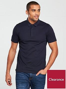 v-by-very-smart-woven-collar-polo-shirt-navy