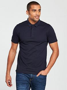 v-by-very-smart-woven-collar-polo