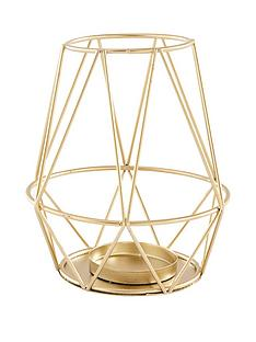 gold-single-tealight-holder-small