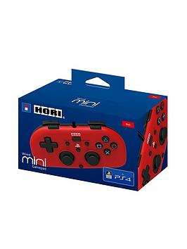 playstation-officially-licensed-ps4-mini-controller-red