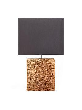 ideal-home-siruma-hammered-effect-ceramic-table-lamp