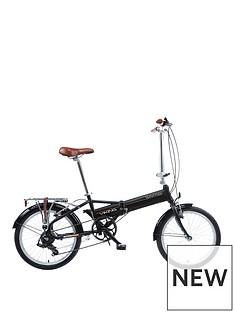 Viking Safari Alloy Folding Bike 20 inch Wheel