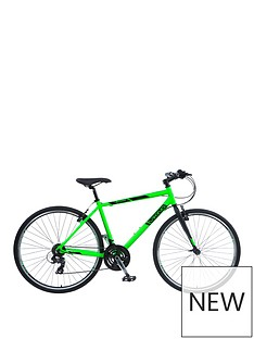 Viking Manhattan 21-Speed Alloy Mens Bike 22 inch Frame