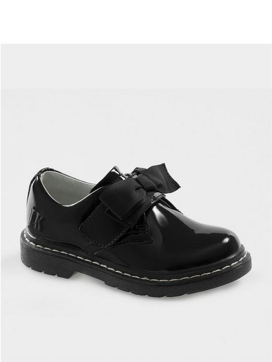 1d74e2f8352a Lelli Kelly Irene Patent School Shoes - Black