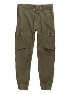 river-island-boys-khaki-green-cargo-trousers