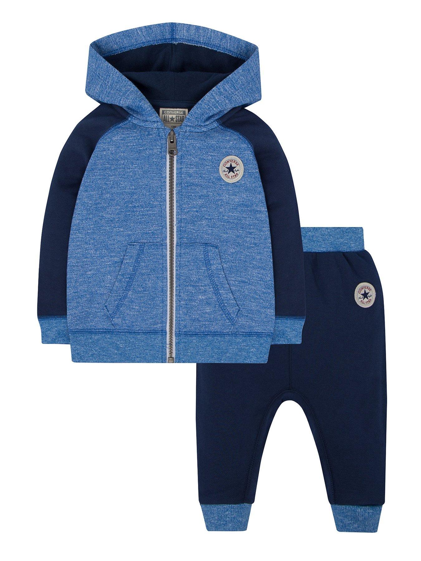 baby converse jacket