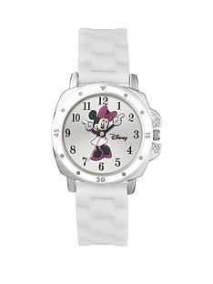 minnie-mouse-minnie-mouse-white-rubber-strap-watch-kids-watch