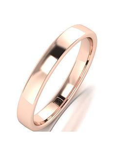 love-gold-lady-lynsey-9ct-rose-gold-3mm-heavy-weight-wedding-band
