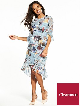 little-mistress-printed-chiffon-midi-dress