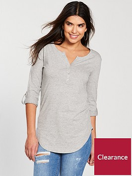 v-by-very-rib-henley-long-sleeve-top-grey-marlnbsp