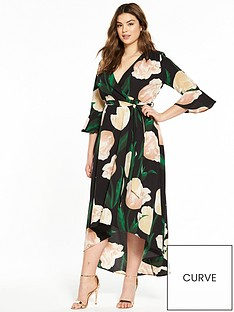ax-paris-curve-printed-maxi-dress