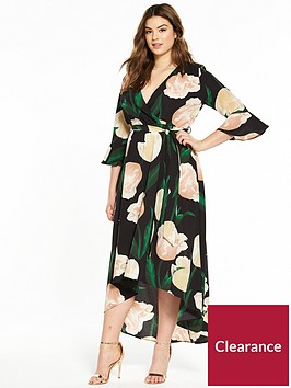 ax-paris-curve-printed-maxi-dress