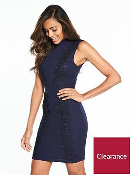 ax-paris-crochet-trim-mini-dress