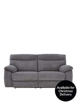 violino-oxton-fabric-3-seater-manual-recliner-sofa