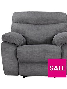 violino-oxton-fabric-manual-recliner-armchair
