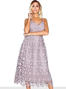 little-mistress-crochet-midi-dress-oyster