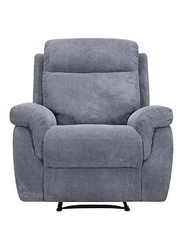 violino-baxter-fabric-manual-recliner-armchair