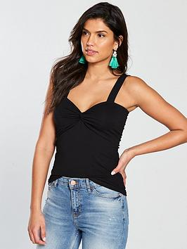 v-by-very-twist-front-top