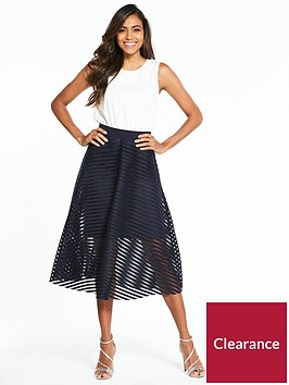 ax-paris-sleeveless-2-in-1-midi-dress