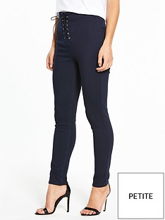 v-by-very-petite-lace-up-front-jeggings
