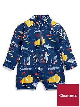 mamas-papas-baby-boys-sub-all-over-print-rashsuit