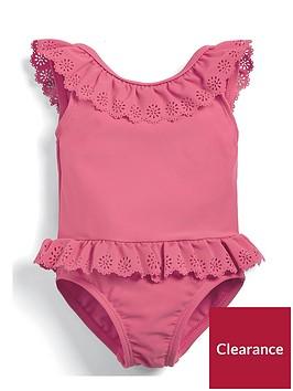 mamas-papas-baby-girls-frill-trim-swimsuit
