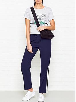 kenzo-crepe-sports-stripe-trousers-navy