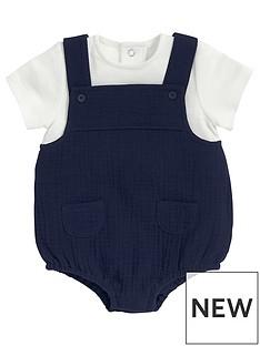 mamas-papas-baby-boys-blue-mock-dungarees